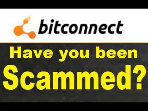 bitconnect latest news bitconnect review have you been scammed new scam