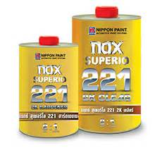 Harga Clear Nippon Nax 221 nippon paint nax superio high quality finish with