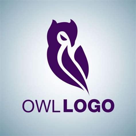 design a vector logo in photoshop creative owl logo design vector 03 vector logo free download