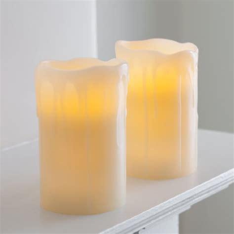 candele a pile candela led a pile per uso in esterni piccola di