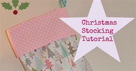 sewing pattern christmas stocking sew scrumptious christmas stocking tutorial and pattern