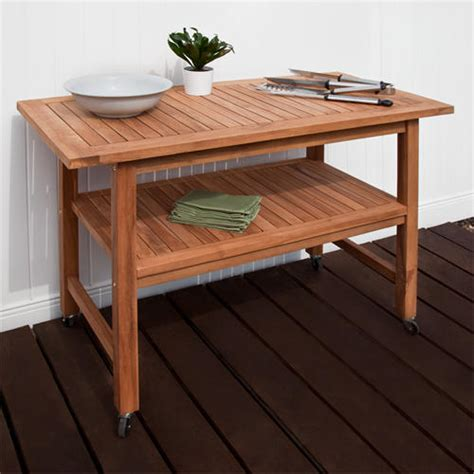 teak potting bench teak potting table outdoor