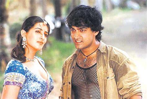 gambar film india yg hot twinkle khanna aamir khan mela bollywood pinterest