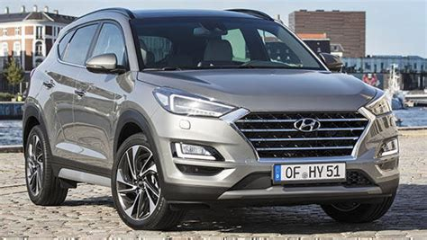 hyundai tucson 2019 facelift 2019 hyundai tucson facelift coming to in may 2019