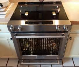 24 In Gas Cooktop Kitchenaid 30 In 6 4 Cu Ft Slide In Electric Range With