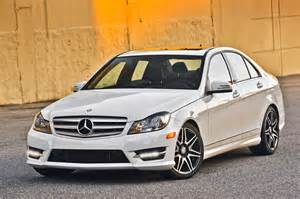 2013 Mercedes C300 4matic Sport 2013 Mercedes C Class Reviews And Rating Motor Trend