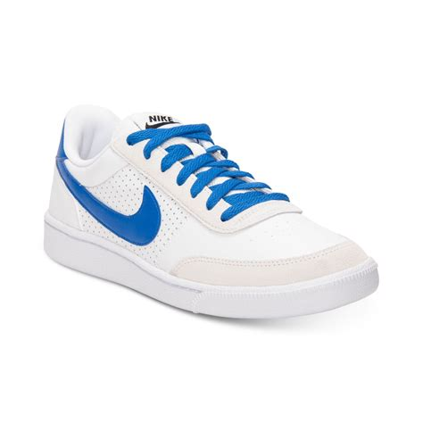 Nike Grand Terrace nike mens grand terrace casual sneakers from finish line in white for lyst