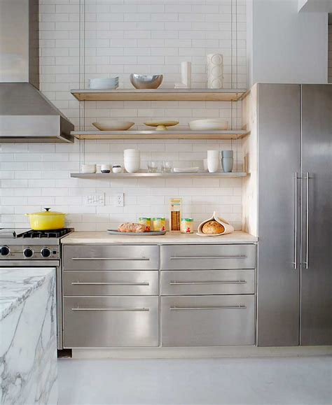 Stainless Backsplash With Shelf by Stainless Steel Backsplash With Shelf Design Ideas