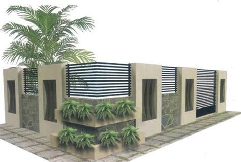 Merk Cat Tembok Kuning Emas 12 desain pagar rumah minimalis terbaru