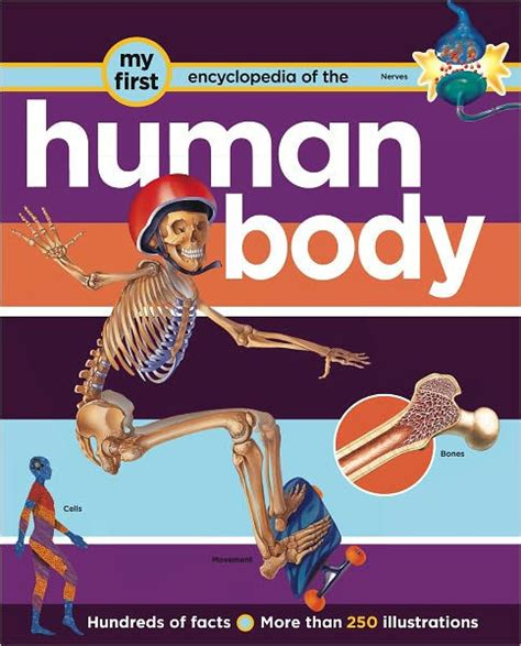 my first human body 0486468216 my first encyclopedia human body by robert coupe nook book nook kids read to me barnes