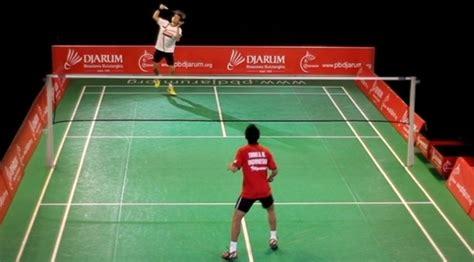 Raket Badminton Gosen Smasher 319 pbdjarum tips latihan teknik latihan bulutangkis edisi 30 drop