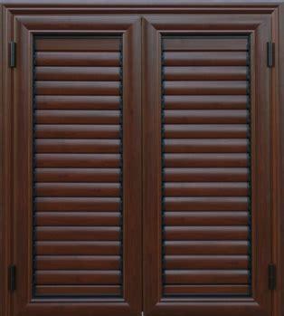 costo persiane alluminio effetto legno le persiane in alluminio gipi sistemi