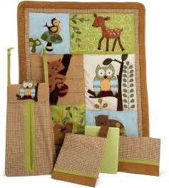 Enchanted Forest Crib Set by Lambs And Enchanted Forest Baby Bedding Baby Bedding