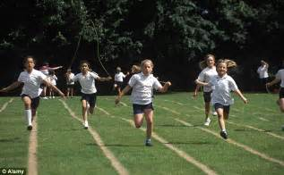 parents banned  childrens sports day  school