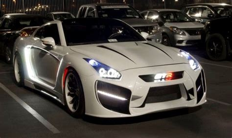 nissan frs cars vid 233 o voici quot radzilla quot l insolite nissan gt r