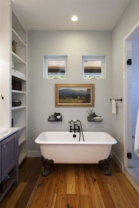 bathroom design cabinet whirlpool clawfoot best designs black 25 small but luxury bathroom design ideas