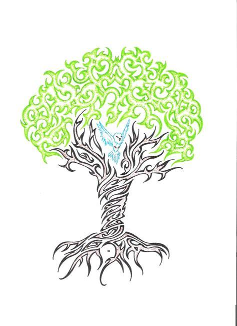 mustard seed  tree tree roots tattoo seed tattoo