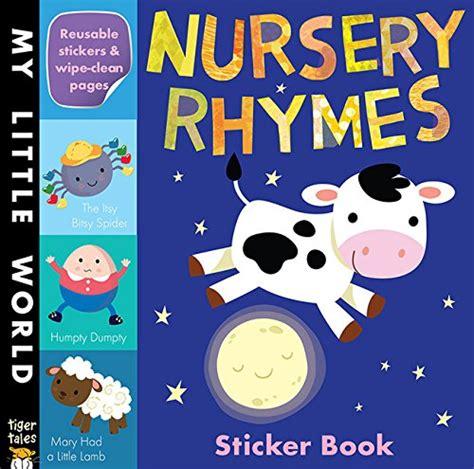 My World Sticker Book ebook nursery rhymes sticker book my