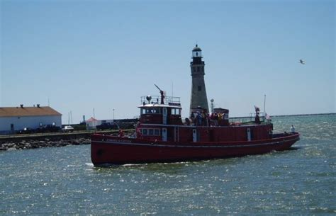 oldest fireboat how to tour the world s oldest active fireboat for free