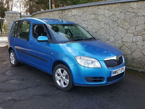 skoda roomster price skoda roomster 16 reduced price to sell for sale in