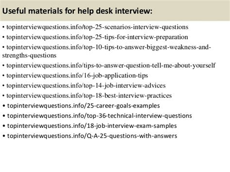 help desk interview questions top 10 help desk interview questions and answers