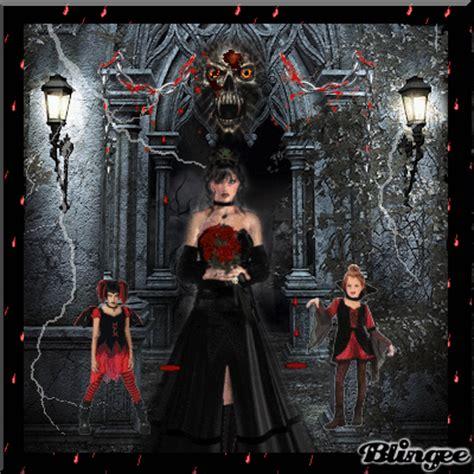 imagenes goticas en facebook im 225 genes animadas de doncellas g 243 ticas para facebook mil