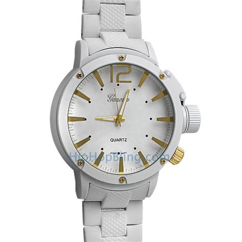 white gold watches for white gold