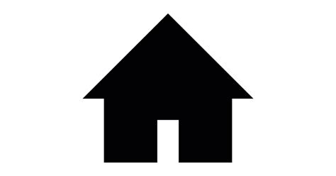 house shapes 2d shapes by bettsx teaching resources tes house shape 28 images house black building shape free