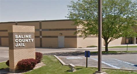 Saline Post Office by Near Record Number Of Inmates In Saline County Custody