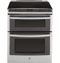 30 Inch Induction Cooktop Ge Profile Series 30 Quot Slide In Double Oven Electric