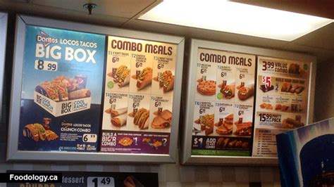 Does Taco Bell Have Gift Cards - taco bell box combo side effects caffeine