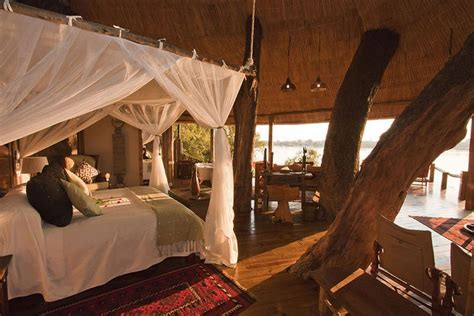 tree house room the tree house at this falls safari lodge looks beautiful 171 twistedsifter