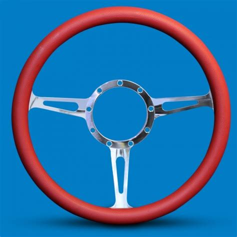 billet color steering wheel classic billet aluminum color spokes