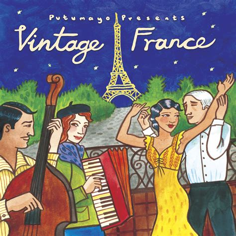 country music artists from europe vintage france putumayo world music