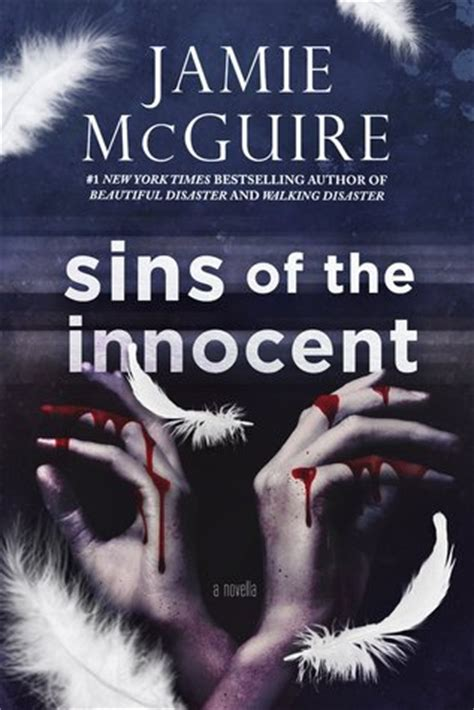libro the innocent portada revelada sins of the innocent de jamie mcguire