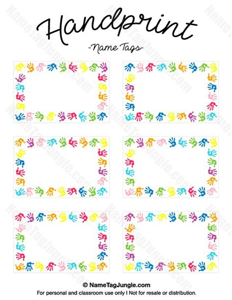 printable name labels for preschool 268 best name tags at nametagjungle com images on