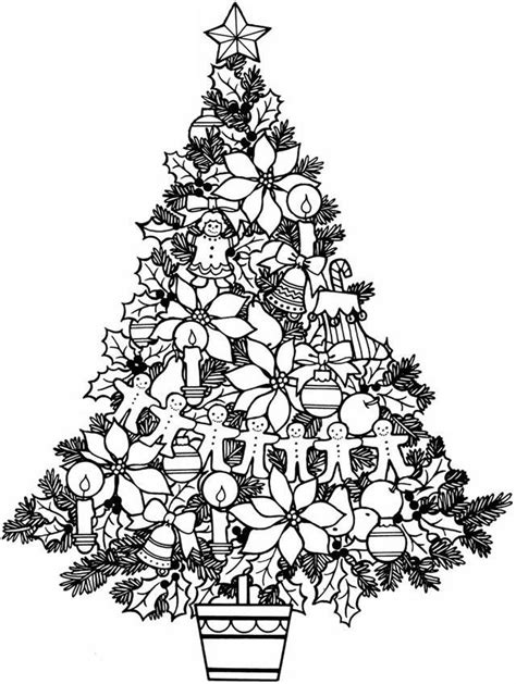 detailed tree coloring page 189 best images about coloring pages on pinterest