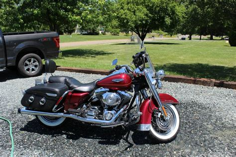Motorcycle Dealers Queenstown by 2001 Harley Davidson 174 Flhrc I Road King 174 Classic