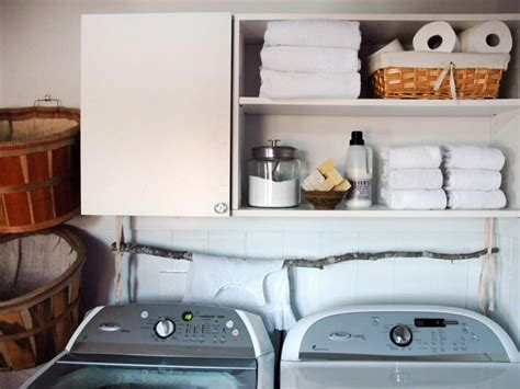 Diy Laundry Storage Pictures Options Tips Ideas Hgtv Diy Laundry Room Storage Ideas
