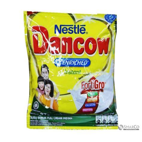 Dancow Instant Enriched detil produk dancow instant enriched sich 10x27 gr