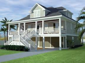 Coastal Home Designs Low Country House Plan With 2629 Square And 3
