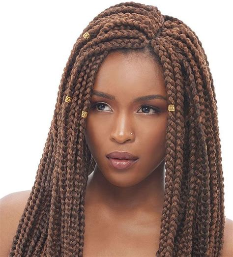 Box Braids Hairstyles Accessories by 12 Artistic Medium Box Braids Hairstylec