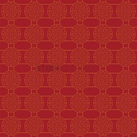 chinese pattern background vector image 1577046