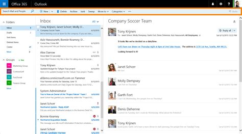 Search Emails For Free New Features Coming To Outlook On The Web Office Blogs