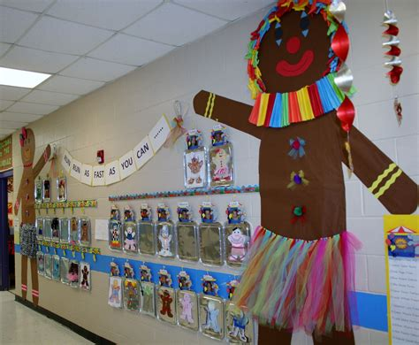 gingerbread theme decorations classroom gingerbread hallway decoration classroom
