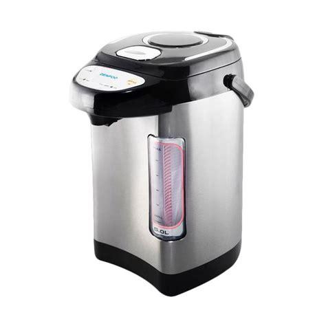Denpoo Dep 858 Vt Termos Listrik jual denpoo thermo pot dep 858 ketel listrik 4 8 l harga kualitas terjamin blibli