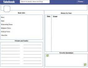 Fakebook Template by Fakebook Template Http Webdesign14