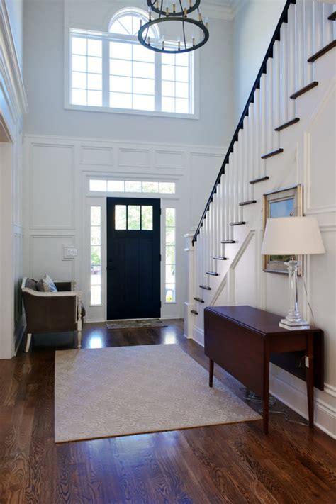 inspiring white entryways