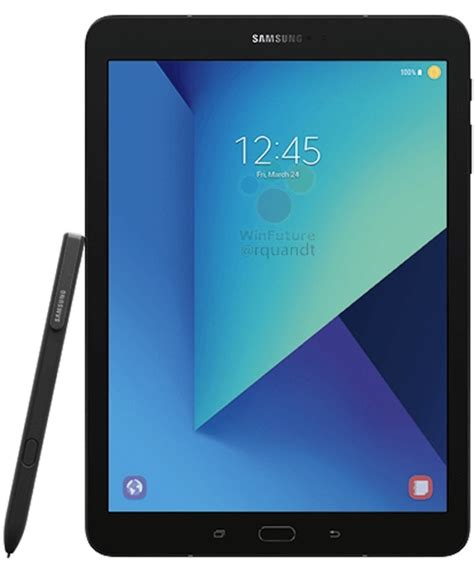 Tablet Samsung Galaxy S3 everything we think we about samsung s galaxy tab s3