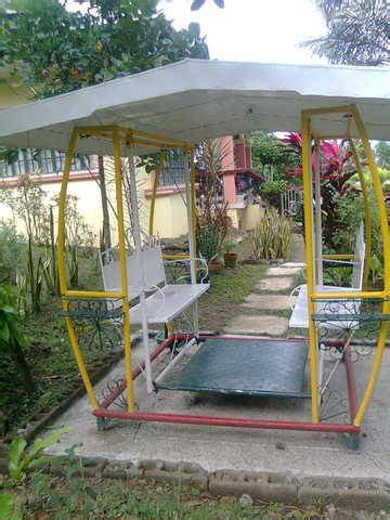 second hand swing set garden set or swing for sale from laguna los ba os